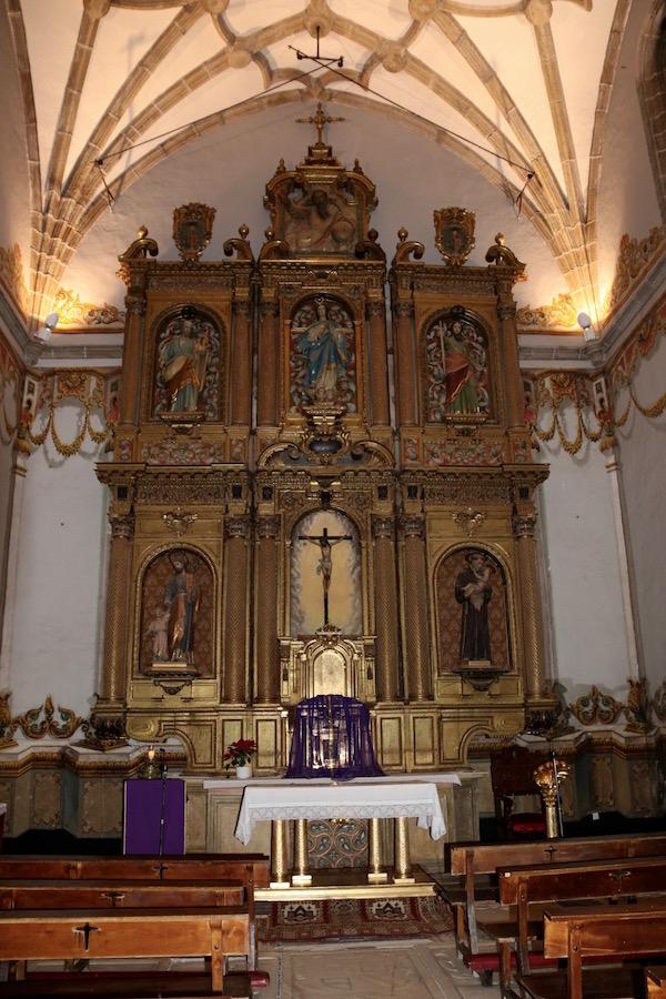 Capilla del Santísimo Oración y Silencio