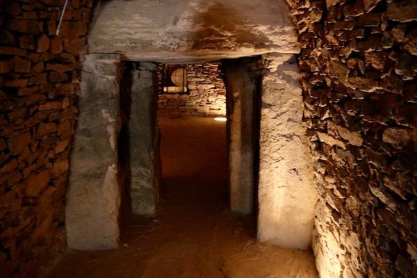 Dolmen de El Romeral.