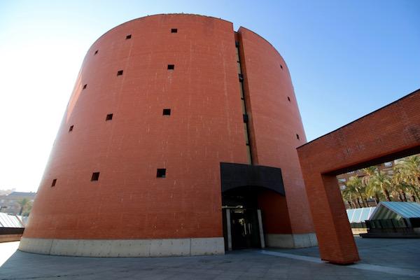 Edificio Museo Extremeño e Iberoamericano de Arte Contemporaneo