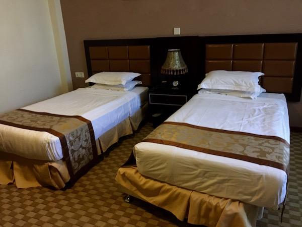 Habitación hotel Caravan