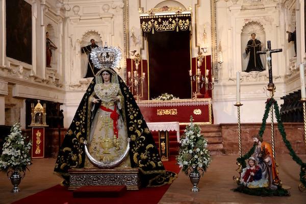 Interior Iglesia San Agustín