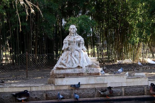 Monumento de Carolina Coronado