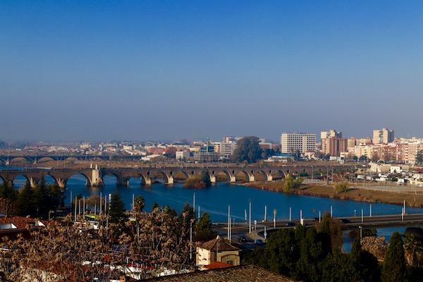 Vistas Badajoz