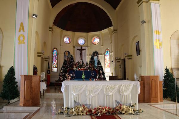 Altar Catedral Inmaculada Concepción