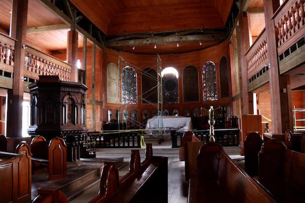 Altar Catedral San John's