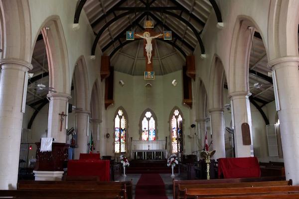 Altar Iglesia Anglicana de San George