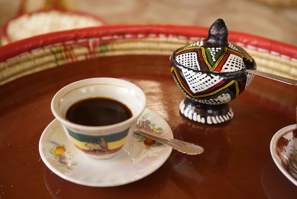 Cafe de Etiopía