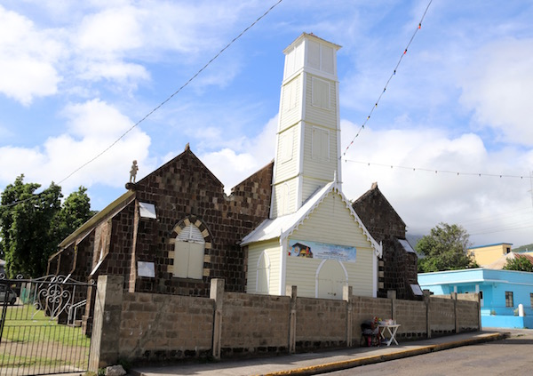 Iglesia Wesley Methodist
