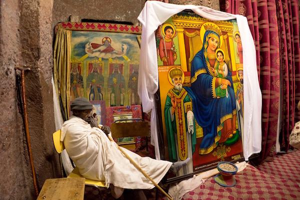 Interior Iglesia Best Meskel