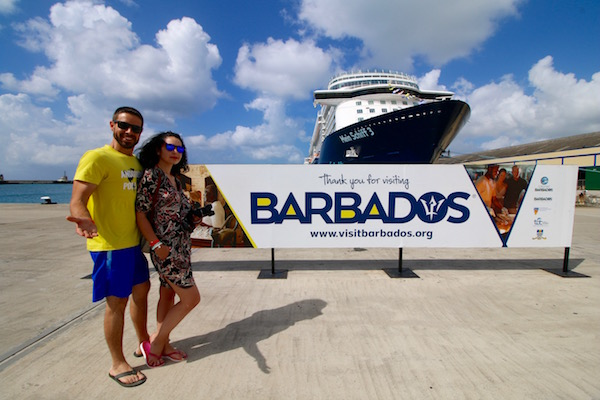 Letrero Barbados