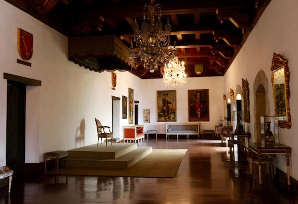 Sala Museo Las Casas Reales