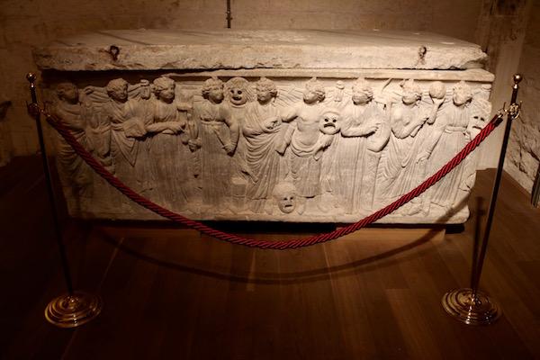 Capilla del Sarcófago