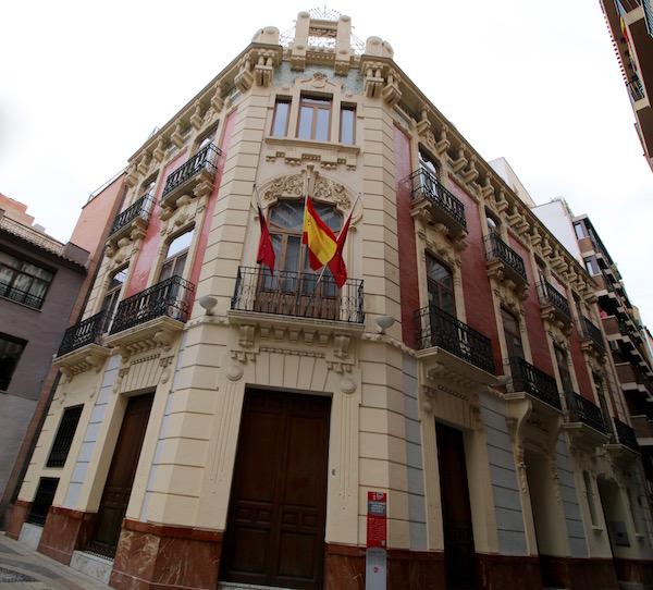 Casa Andrés Almansa