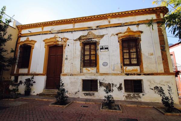 Casa de los Tapia