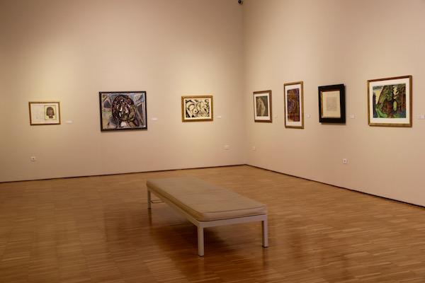 Exposición Maestros de la Pintura Alemana