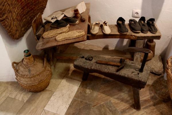 Exposición Museo Etnográfico Terque