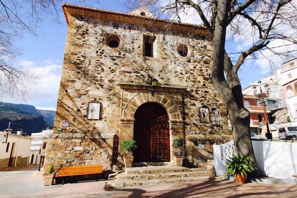 Iglesia Bayarcal