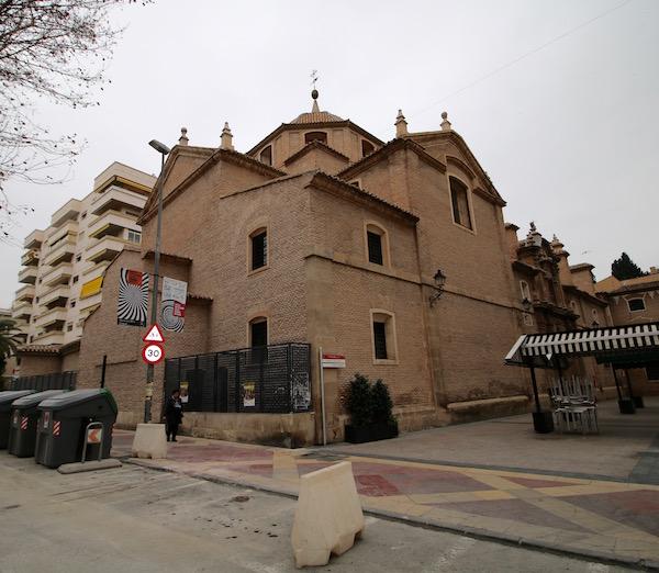 Iglesia Conventual Santa Ana