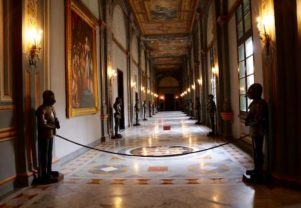 Interior Palacio Maestre