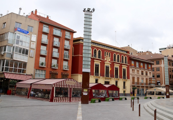 Plaza Julián Romea