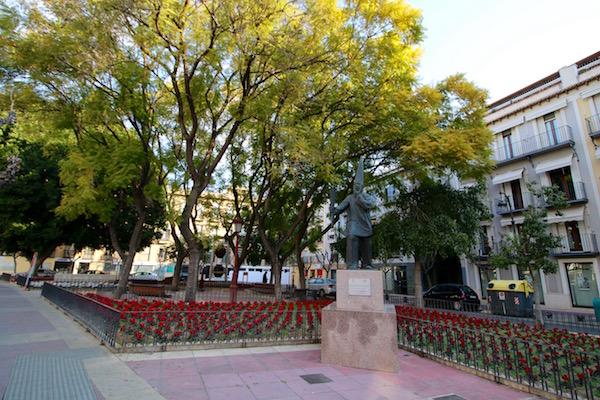 Plaza de los Camachos