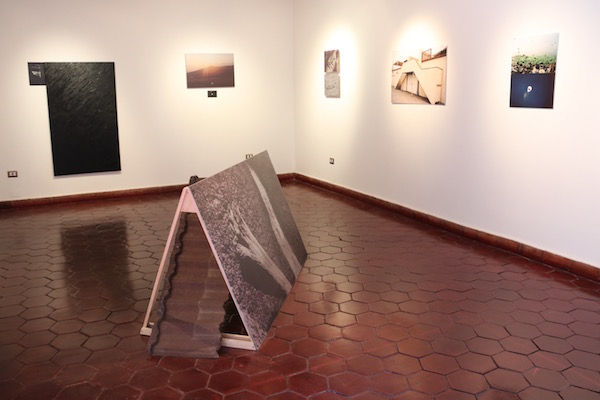 Casa Colorada, Exposición Temporal Piedra Negra.