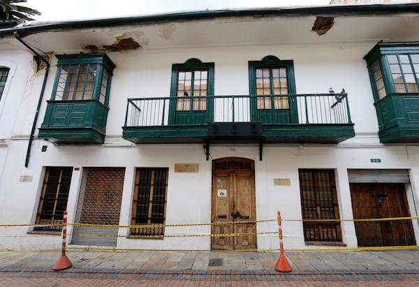 Casa de Manuelita Saenz.