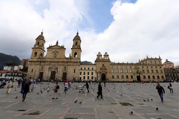 Catedral Primada y Capilla del Sagrario.