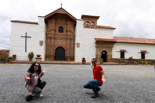 Convento del Ecce Homo.