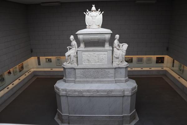Cripta del Libertador, Chile.