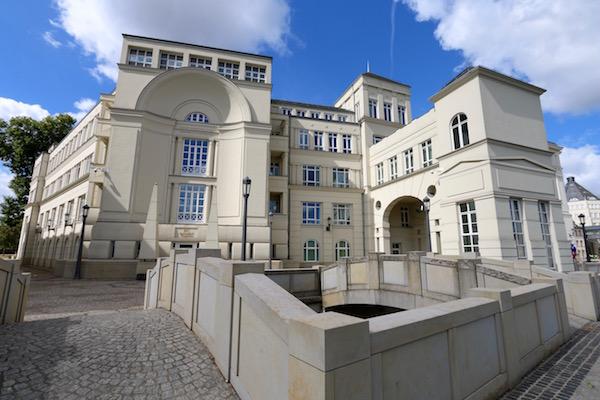 Edificios Ciudad Judicial, Luxemburgo.