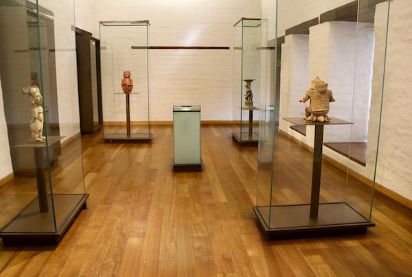 Exposición Sala 5, museo Casa del Alabado.