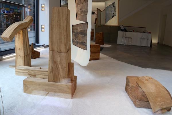 Galería de arte del hotel Simoncini.