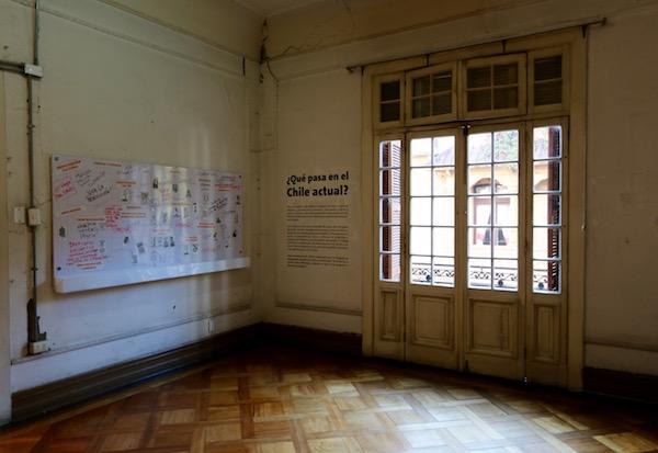 Habitación Casa 38, Chile.