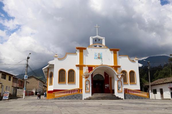 Iglesia Santa Lucía.