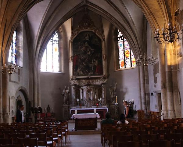 Iglesia de St. Michel.