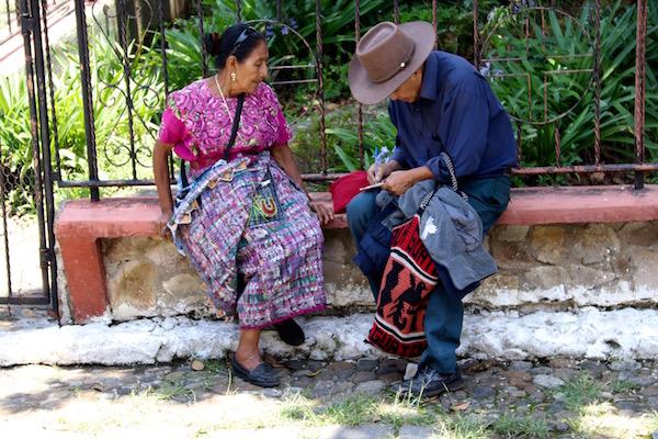 Matrimonio de Indígenas.