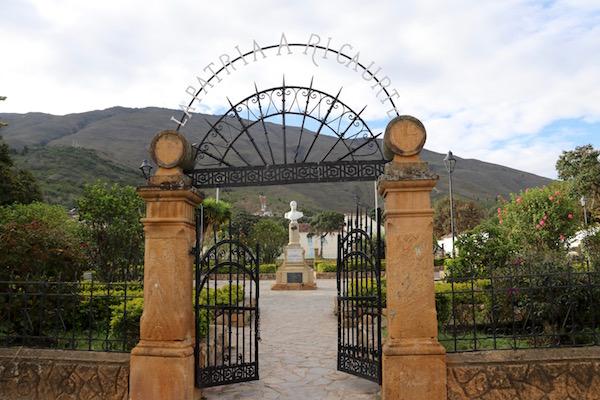 Parque Antonio Ricaurte.