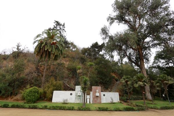 Parque Quinta Vergara.