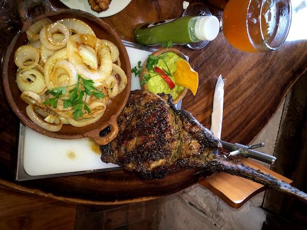 Restaurante Ahumados Katok, Chuleta Res.