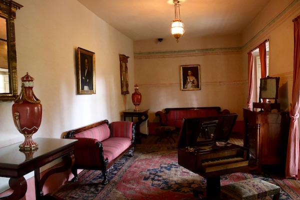 Salón de Manuelita.