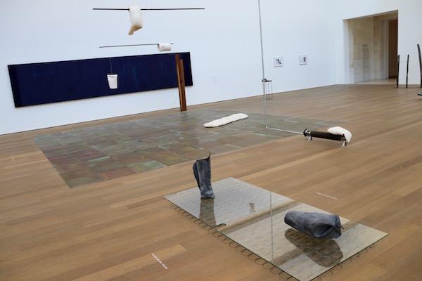 Sala Museo de Arte Moderno Grand Duc Jean.
