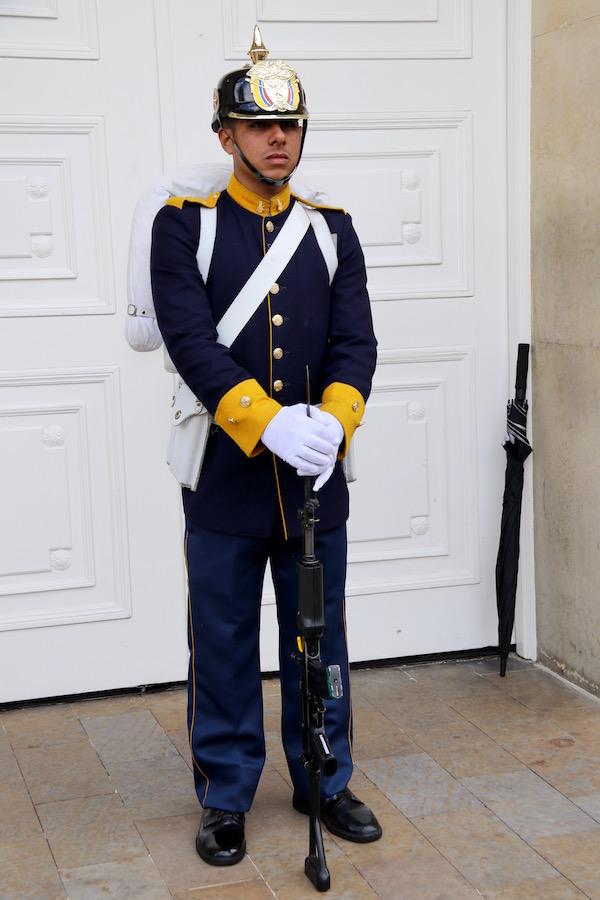 Soldado de Guardia.