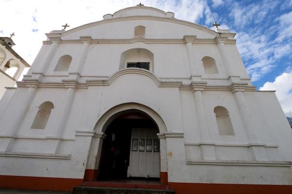 Templo de Todos Santos Cuchumatán.
