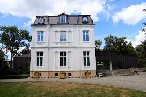 Villa Vauban Luxemburgo.