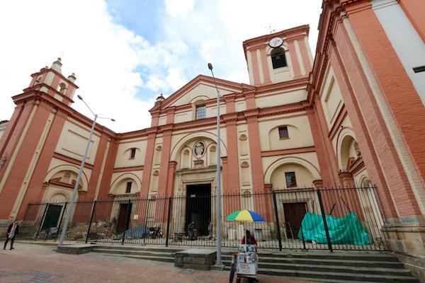 iglesia de San Ignacio.