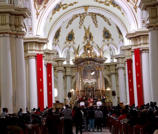 iglesia del Rosario Chiquinquirá.