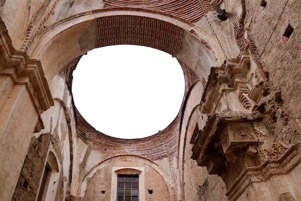 Antigua catedral.