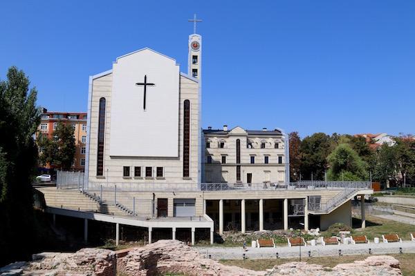 Catedral Católica de San José.