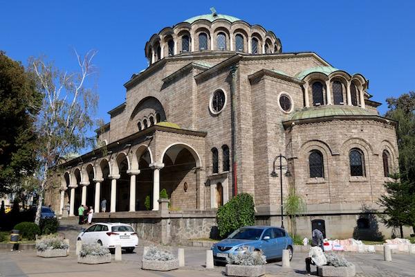 Catedral de Sveta Nedelya.